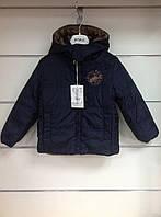 Куртка для мальчика Bimbus двусторонняя р.104, фото 1