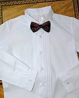 Рубашка под фрак для мальчика