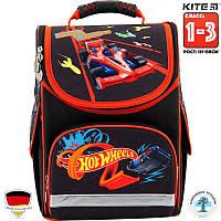 Рюкзак школьный каркасный Kite Hot Wheels (HW18-501S-1)Для Младших классов (1-3)