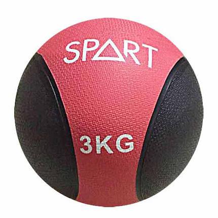 Медицинский мяч 3 кг, фото 2