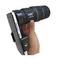 Монокуляр Bushnell 16x52 (с адаптером к смартфону)