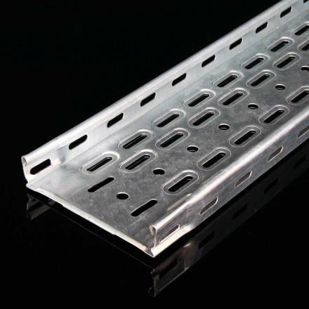 Металлический кабельный короб KZI 35х300