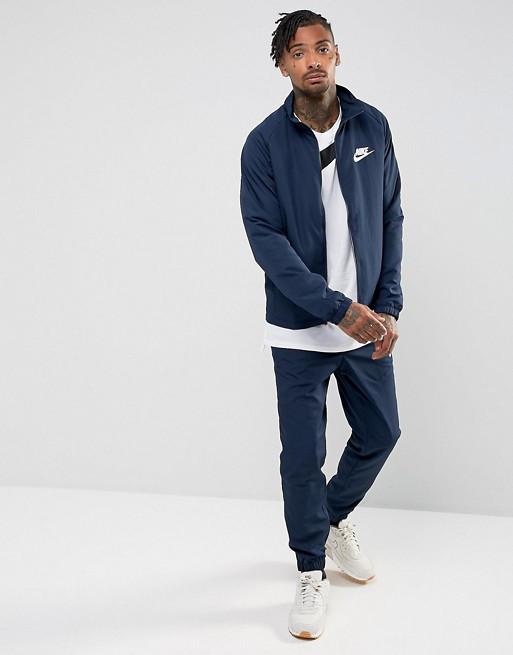 878f4470 Спортивный костюм Nike M Nsw Trk Suit Wvn 861778-451 (Оригинал) - Football