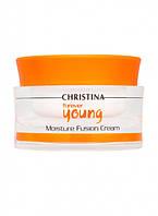 Крем для интенсивного увлажнения кожи - Christina Forever Young Moisture Fusion Cream