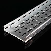 Металлический лоток для кабеля KZI 35х600х1.0