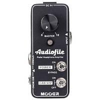 Педаль эффектов Mooer Audiofile