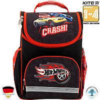 Рюкзак школьный каркасный Kite Hot Wheels (HW18-701M)Для Младших классов (1-4)
