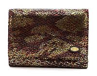 Компактный элитный женский кошелек с кожи лазерной обработки Bodenschatz art. BOD011-96 разные цвета, фото 1