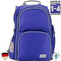 Рюкзак ортопедический школьный 702 Smart-3.Синий Для Младших классов (1-4)