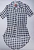 Красивая рубашка для девочек от 146 до 176 см рост