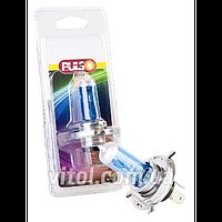 Галогенная лампа для автомобильных фар PULSO LP-40651 H4/P43T 12v60/55w super white/блистер, автомобильная лампа, лампа для авто