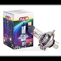 Галогенная лампа для автомобильных фар PULSO LP-41650 H4/P43T 12v60/55w clear/c/box, автомобильная лампа, лампа для авто