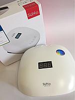 Лампа для сушки ногтей UV+LED SUN - 4S, 48W  SMART 2.0