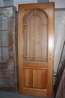 Дверное полотно, со стеклом, в сосне/ясене, со стеклом (Д-83)