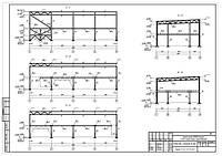 Разработка проекта металлических конструкций