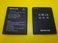 Аккумулятор(батарея) для Bravis Next 1700мА 100%оригинал оптом и розница