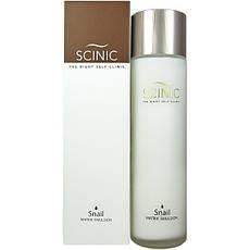 SCINIC Tонер с улиточным экстрактом Snail Matrix Skin Toner 150 ml