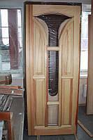 Дверное полотно ясень/сосна (Д-86)