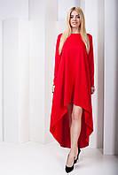 Женское платье Николь Красный, 42-48