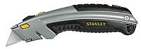 """Нож """"DynaGrip"""", выдвижные лезвия для отделочных работ, фронтальная загрузка лезвий, STANLEY"""