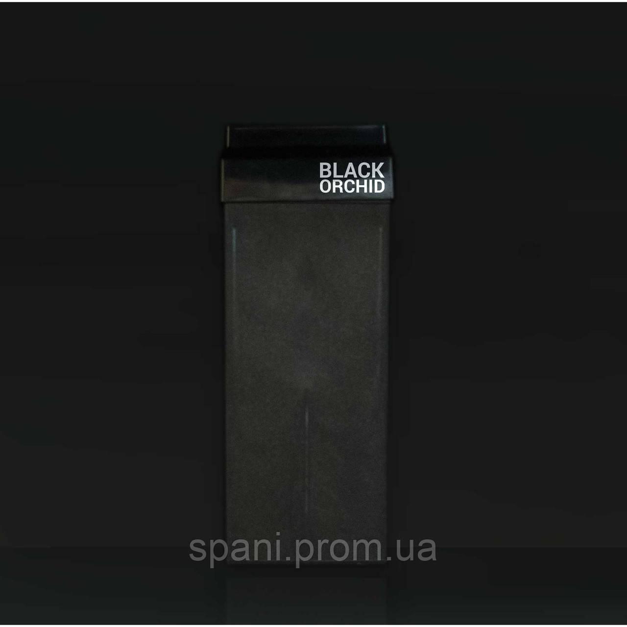 """Skin System, Воск кассетный """"Черная орхидея"""", Италия, 100мл"""