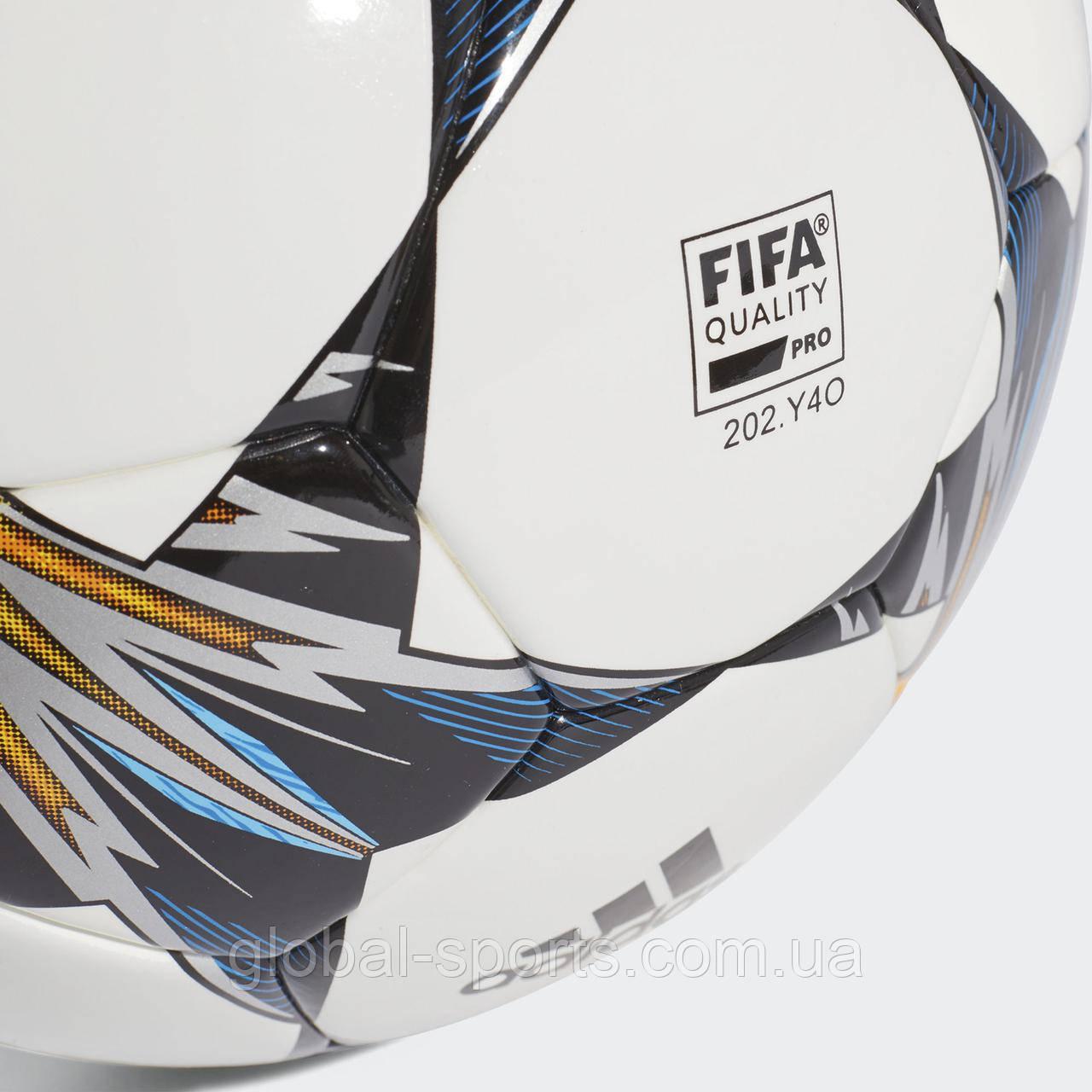 ... фото Футбольный мяч лига чемпионов УЕФА Adidas Final Kyiv 18  (Артикул CF1205) 660e245273adf
