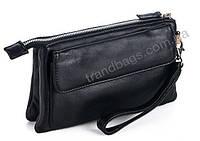 Клатчи мужские 7804 черный. Мужские клатчи от производителя, пошив мужских сумок, пошив барсеток
