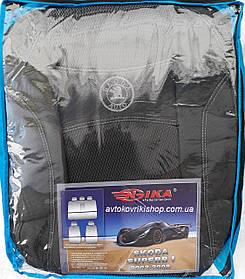 Авточехлы Skoda Super B I 2002-2008 Nika