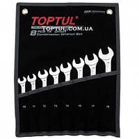 Набор ключей TOPTUL GPAX1202 6-22 мм (12 шт.)