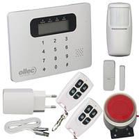 Oltec GSM-Kit-30 - комплект беспроводной GSM сигнализации с встроенной клавиатурой
