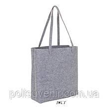 Велика фетрова сумка для покупок
