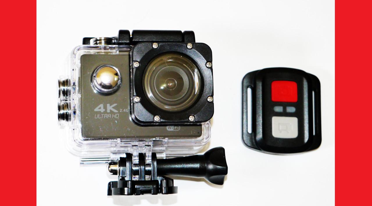 Action Camera H16-4R WiFi 4K + пульт