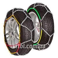 Цепи на колеса для машины KN 130, размер 12 мм, цепи противоскольжения, техпомощь, цепь на колесо