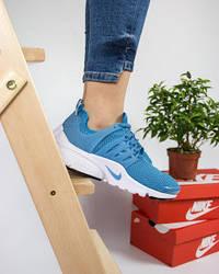 "Женские кроссовки Nike Air Presto ""Blue"""