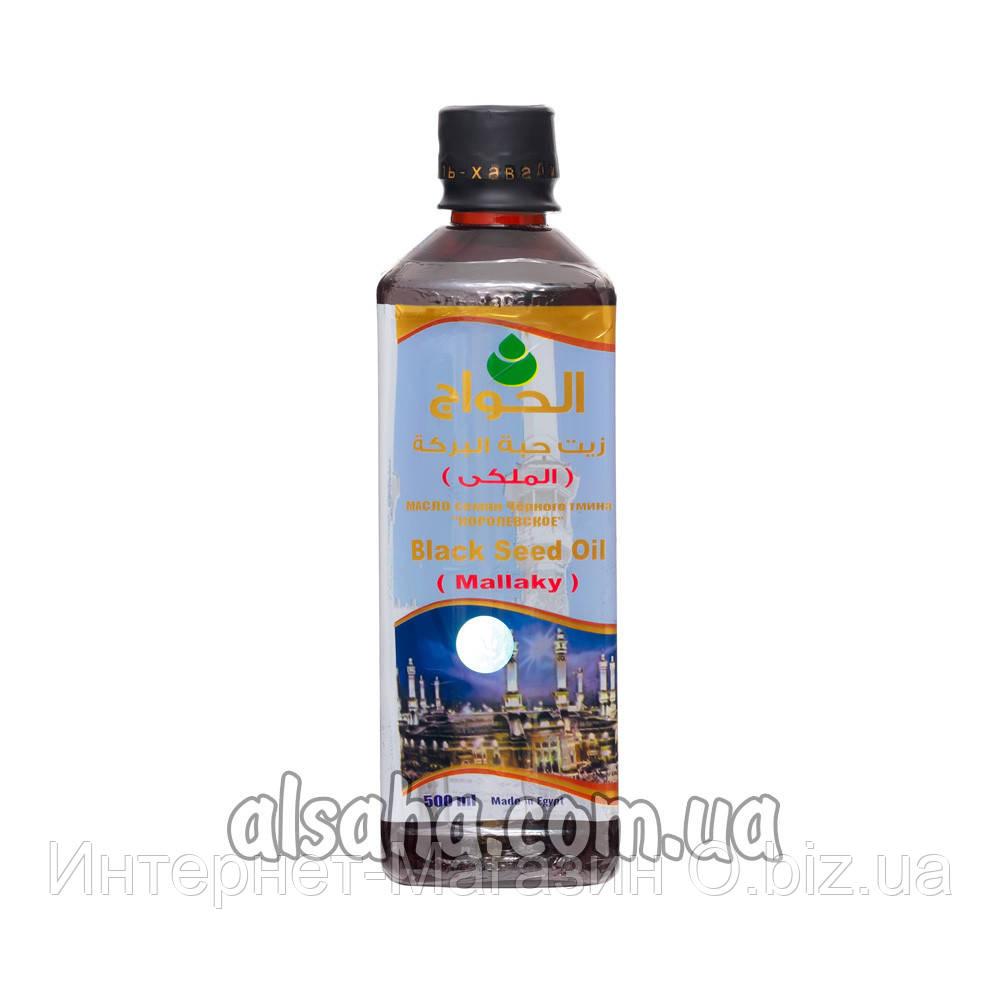Масло Черного Тмина Королевское EL Hawag 500 мл из Египта - фото 2