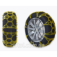 Цепи на колеса для машины TPU XLT-2, цепи противоскольжения, техпомощь, цепь на колесо