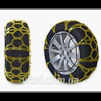 Цепи на колеса для машины TPU XLT-3, цепи противоскольжения, техпомощь, цепь на колесо