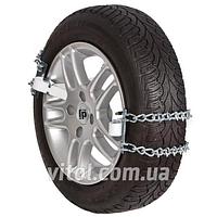 Цепи на колеса для машины MODEL 3 NLE-38, размер NLE-38 кол-во 4 шт, в пластиковом боксе, цепи противоскольжения, техпомощь, цепь на колесо