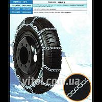 Цепи на колеса для машины пландеки 2221, цепи противоскольжения, техпомощь, цепь на колесо