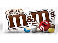 M&m's white chocolate peanut 38g