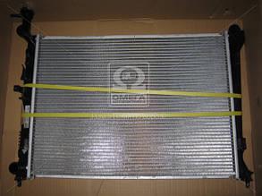 Радиатор охлаждения KIA Cerato с 2008 года (пр-во Nissens). 666214. Цена с НДС.