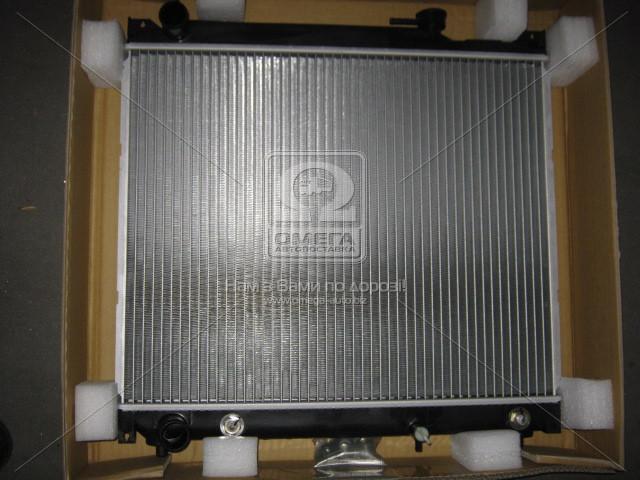 Радиатор охлаждения (GR) Suzuki VITARA 20/25 AT 98-(пр-во Van Wezel) . 52002047 . Ціна з ПДВ.