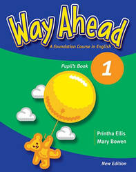 Way Ahead New Edition 1 Pupil's Book + CD-ROM