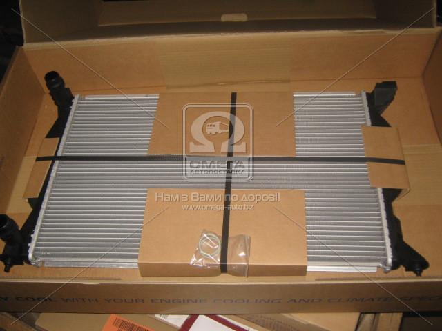 Радиатор охлаждения AUDI A4/S4 (B6, B7) (00-) 1.6-2.0 (пр-во Nissens) . 60304A . Ціна з ПДВ.