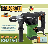 Перфоратор Procraft BH-2150