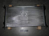 Радиатор охлаждения FORD CONNECT 02- MT, A/C (TEMPEST) . TP.15.62.015A . Ціна з ПДВ.