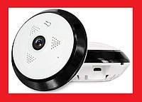 EC10-I6 Панорамная IP WiFi камера рыбий глаз 360 градусов, фото 1