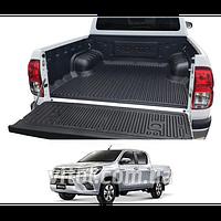 Коврик кузова Toyota Hilux 2015+ L1536, крепеж под борт, коврик для кузова, обвес, тюнинг авто