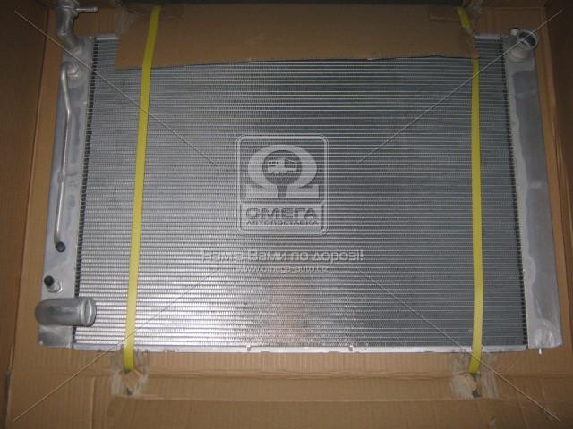 Радиатор охлаждения LEXUS RXII (пр-во Van Wezel) . 53002343 . Ціна з ПДВ.