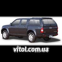 Кунг кузова GTE/M1 Nissan NP300, 2005+ дл. база NI D 4004, кунги, крепления, тюнинг авто, обвес